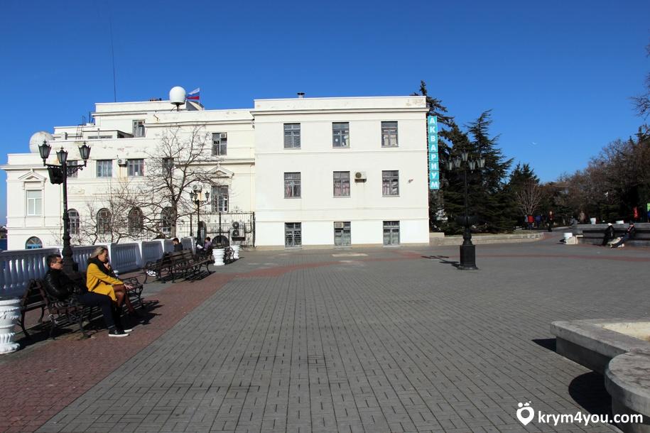 Набережная Севастополя фото Крым