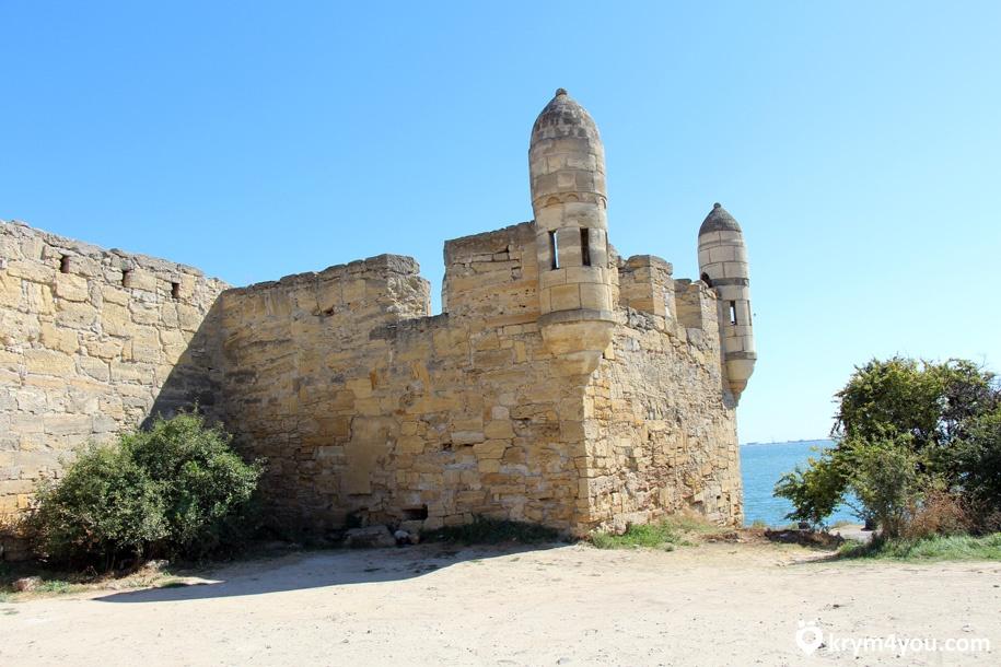 Крепости Крыма еникале