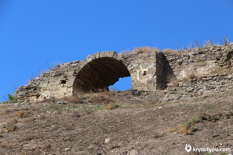Крепость Еникале