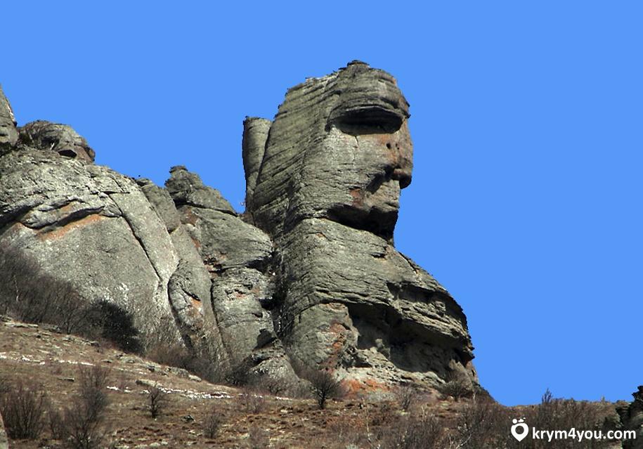 Демерджи гора Кузнец