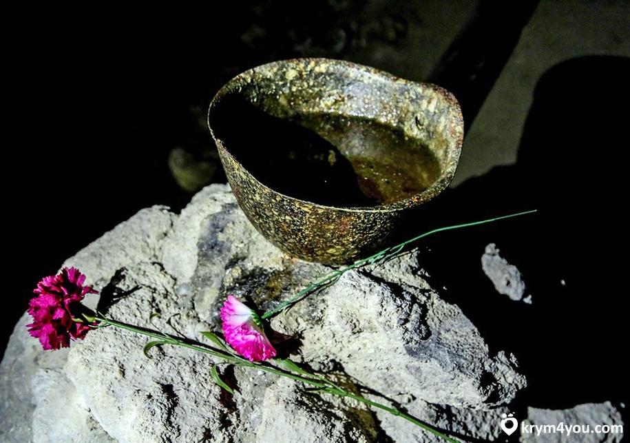 Керчь музей Аджимушкайские каменоломни