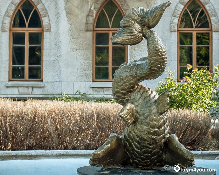 Дворец графини Паниной фото