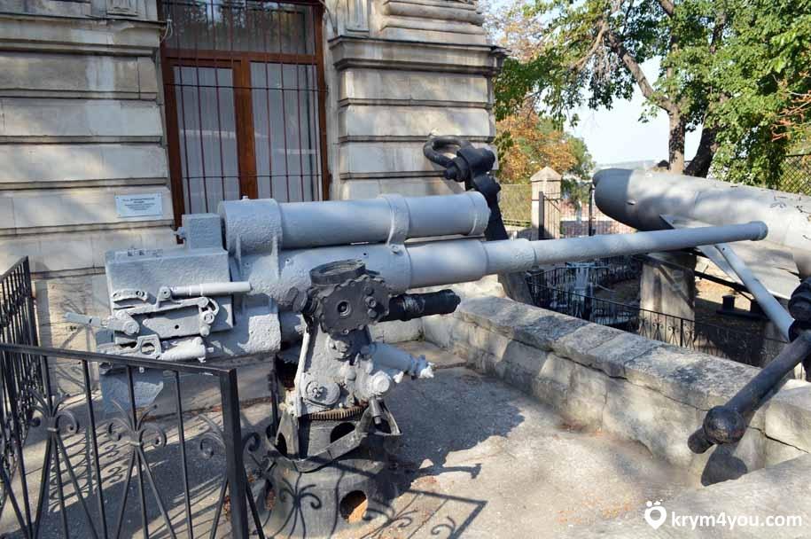 Музей Черноморского флота Крым Севастополь фото