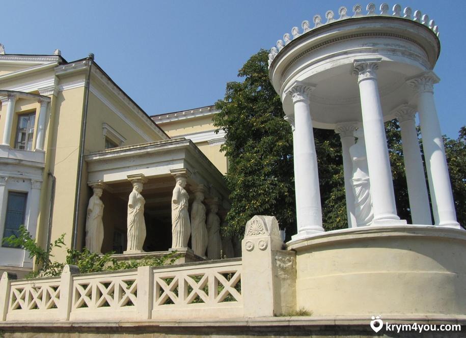 Дача Милос Феодосия Крым фото 1