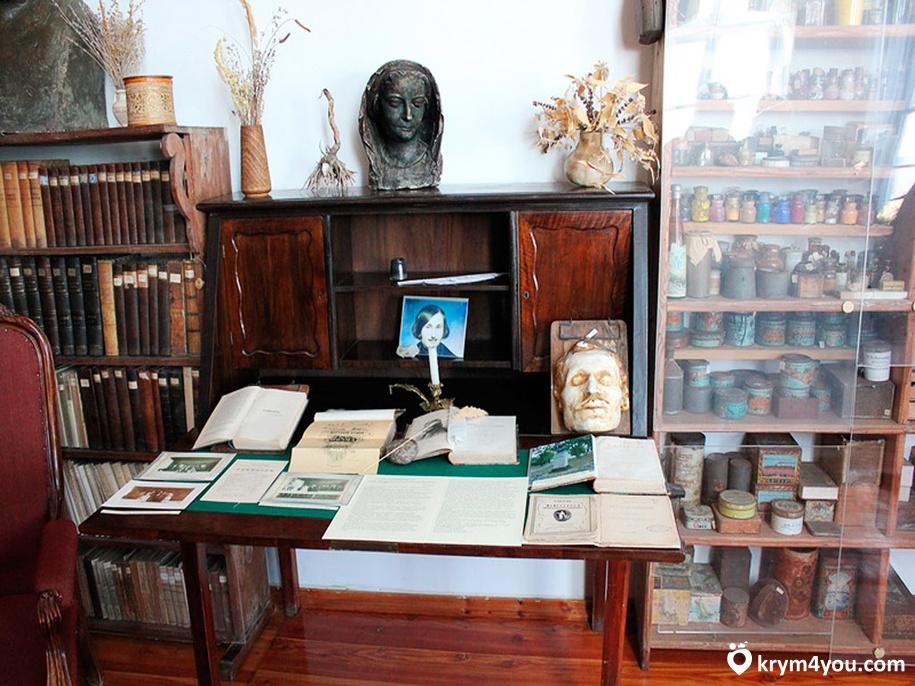 Музей Волошина Крым фото 1