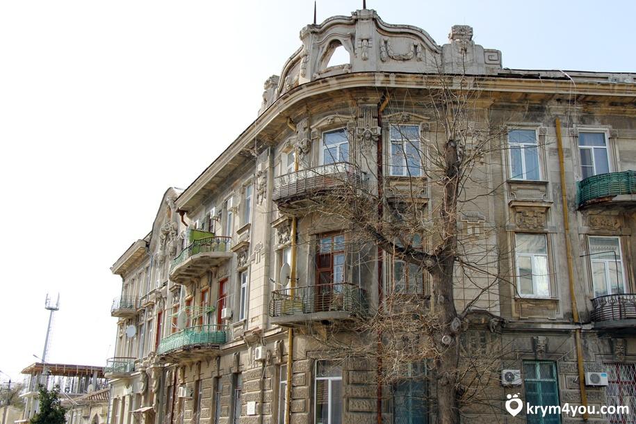 Крым Дом Дувана