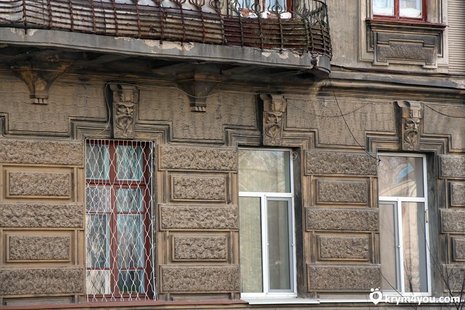 Дом Дувана Евпатория