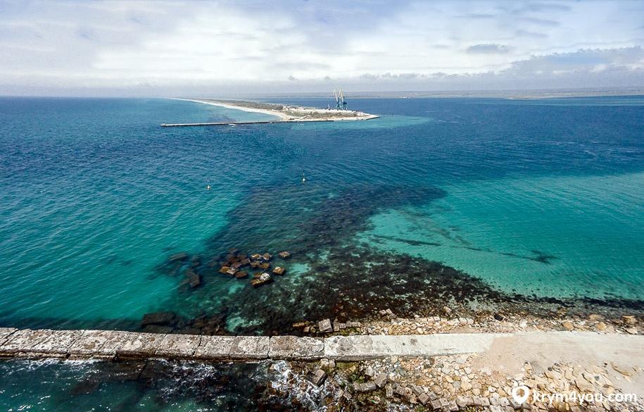 озеро Донузлав фото Крым