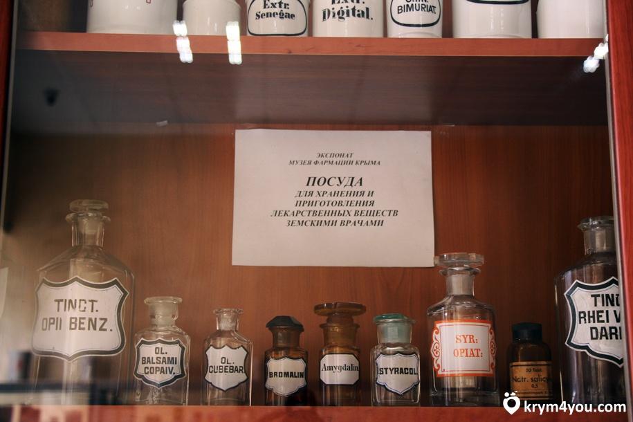 Музей аптеки в Евпатории