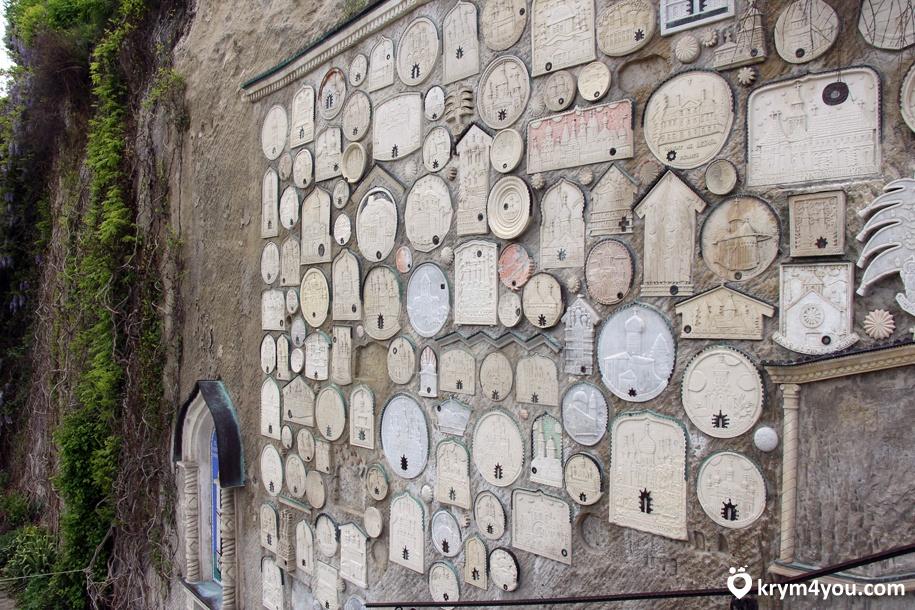Свято-Успенский монастырь в Бахчисарае 3