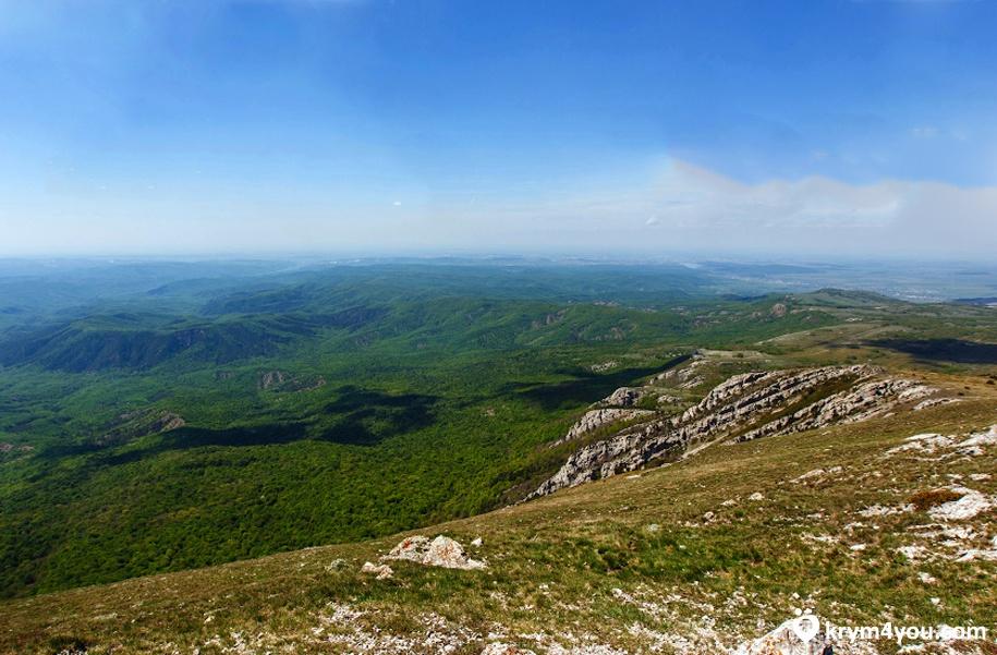 Гора Чатыр-Даг Крым