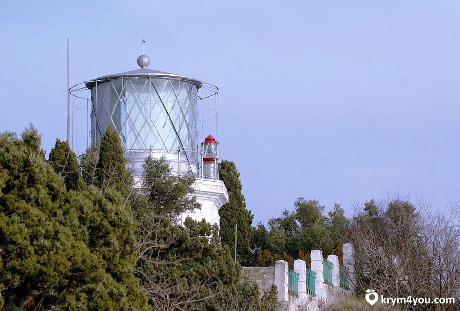 Ай-Тодорский маяк Гаспра Крым