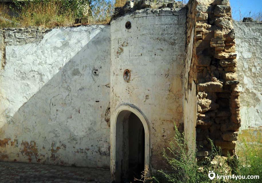 Турецкие бани в Евпатории Крым