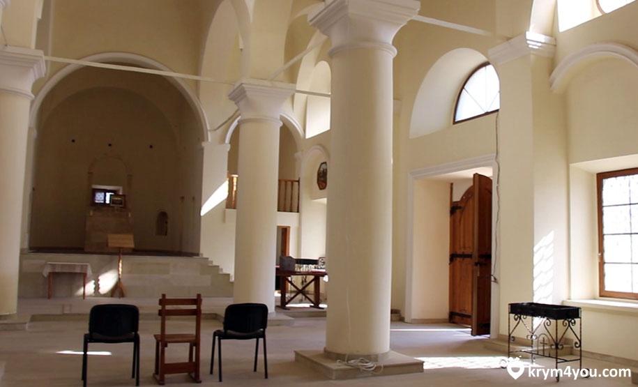 Армянская церковь в Евпатории Крым фото 3