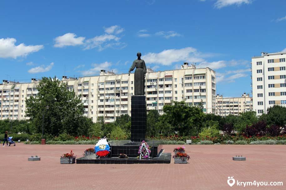 Мемориал Красная горка фото