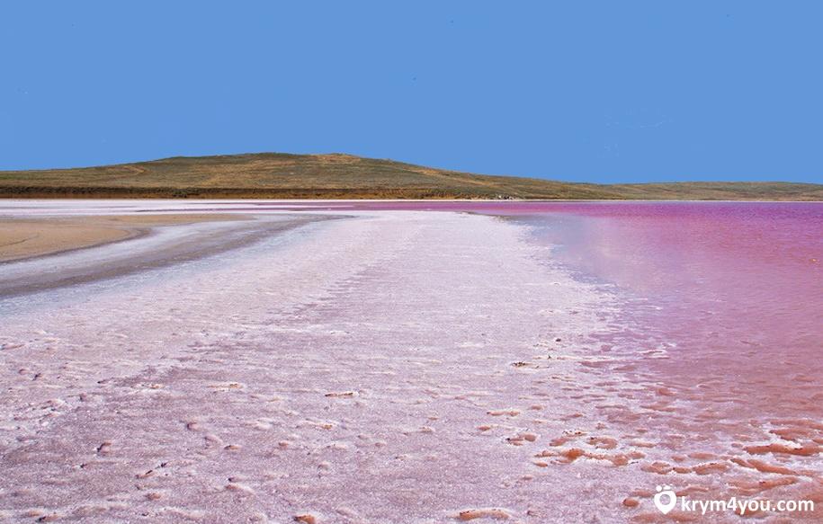 Кояшское озеро Крым фото, Керчь 4