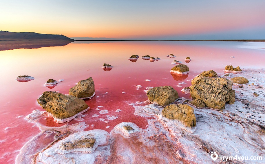 Кояшское озеро Крым фото, Керчь 5