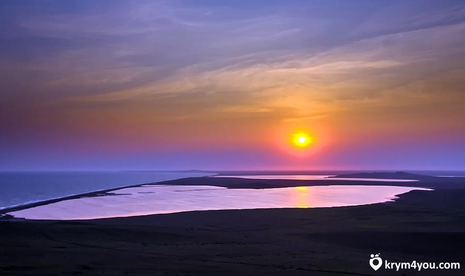 Кояшское озеро Крым фото, Керчь 3