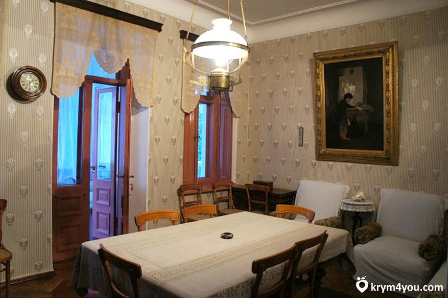 Дом Чехова в Ялте фото 3