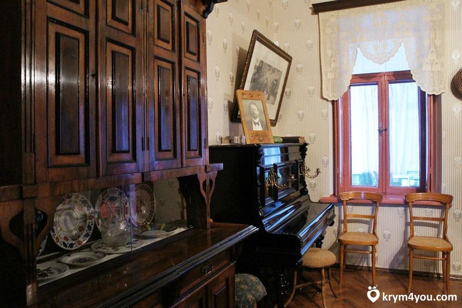 Дом Чехова в Ялте фото 22
