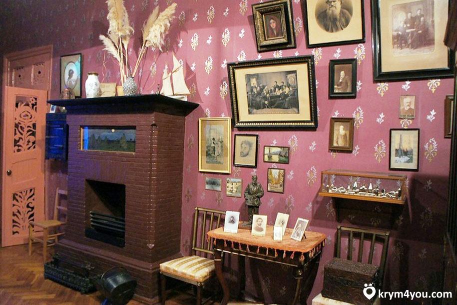 Дом Чехова в Ялте фото