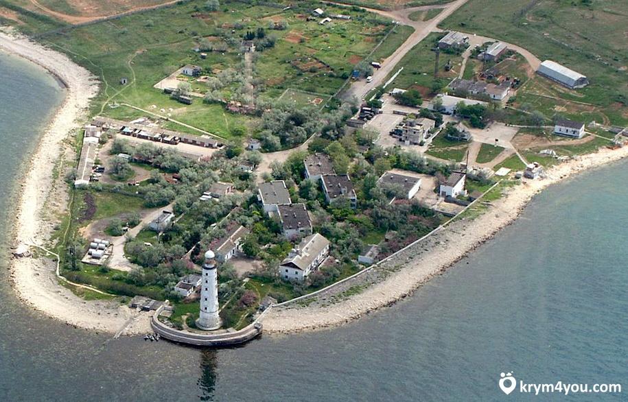 Херсонесский маяк фото Крым