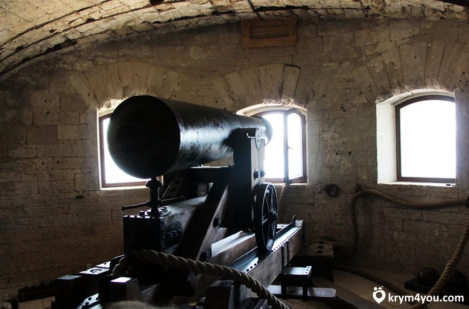 Михайловская батарея, Севастополь 11