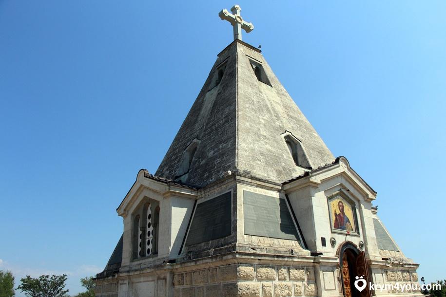 Церковь Пирамида, Севастополь, Свято-Никольская церковь 2