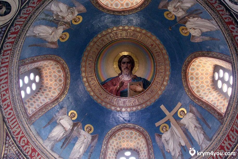 Церковь Пирамида, Севастополь, Свято-Никольская церковь  4
