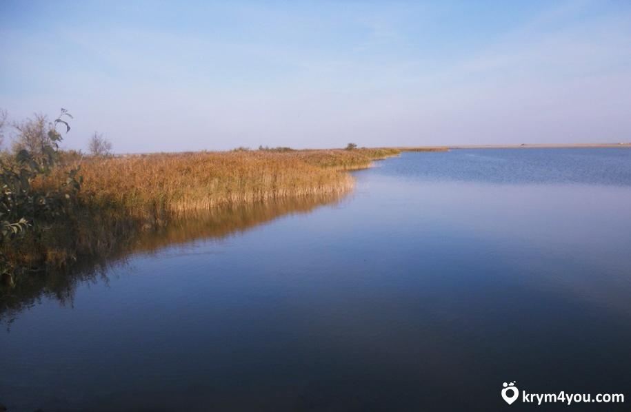 Айгульское озеро Крым