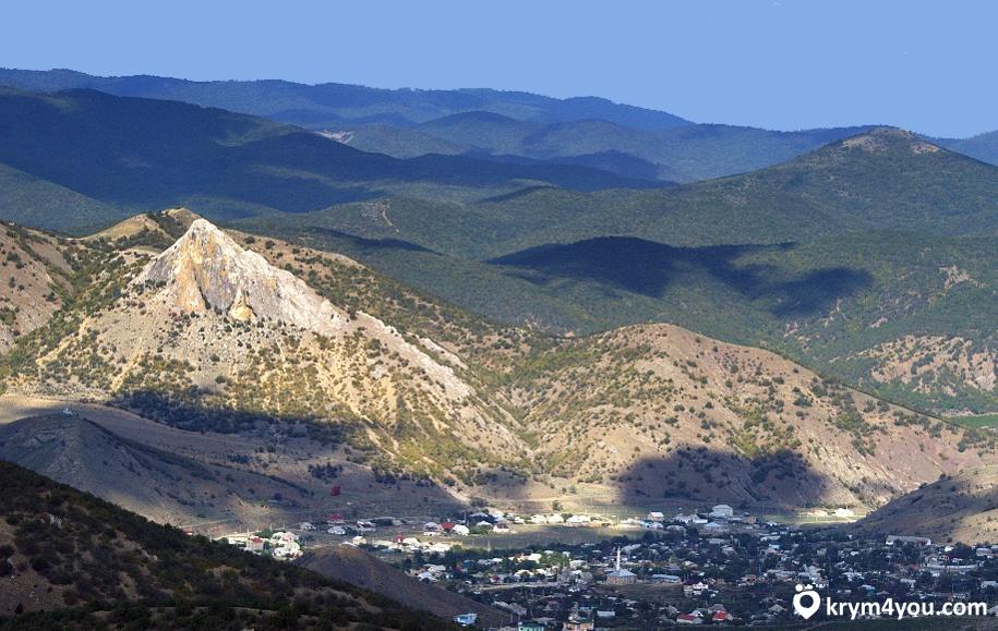 Крым Гора Ай-Георгий 3