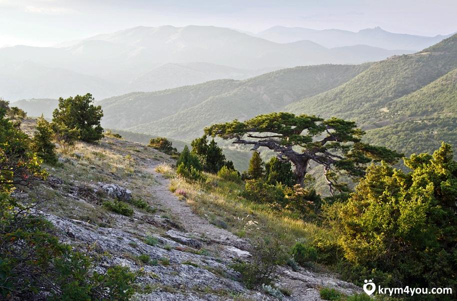 Крым Гора Ай-Георгий