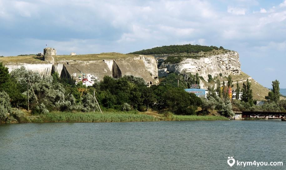 Инкерманский пещерный монастырь 5