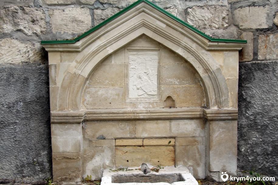 Инкерманский пещерный монастырь источник