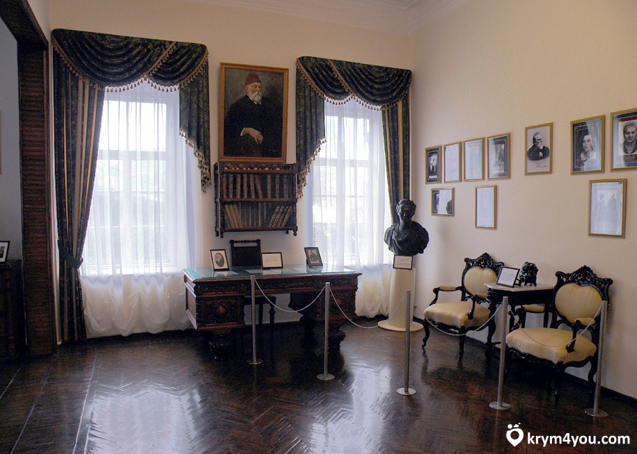 Дом музей Голицына в Новом Свете 2