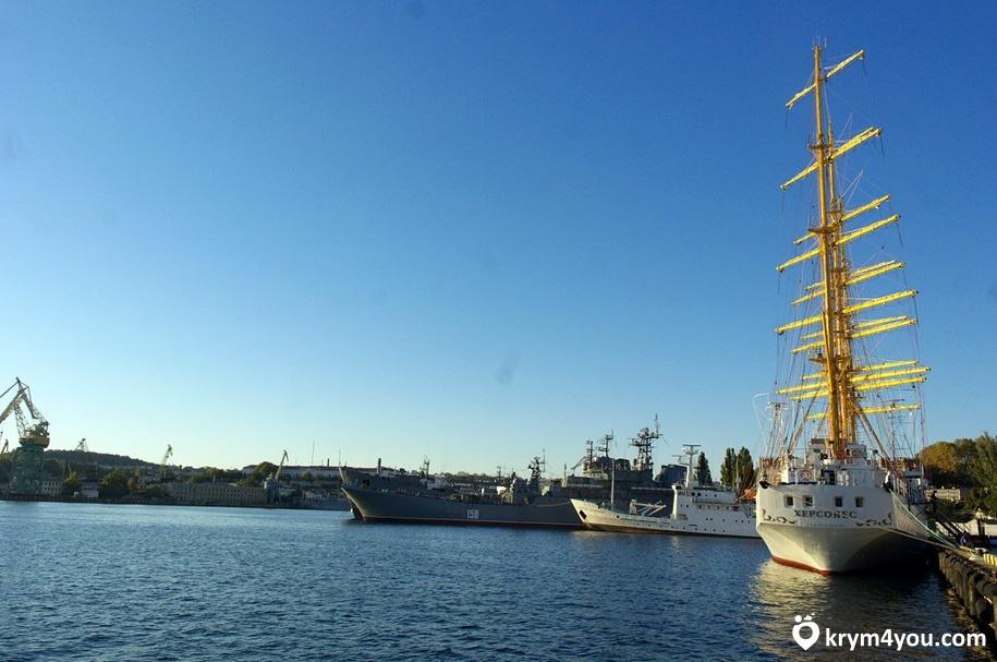 Графская пристань, Севастополь фото