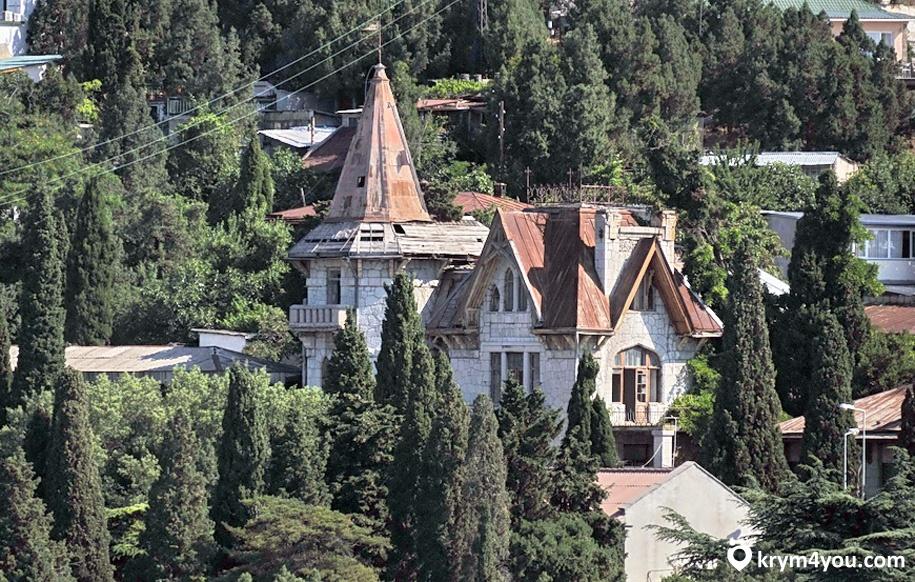 Парк Симеиза Крым фото 1