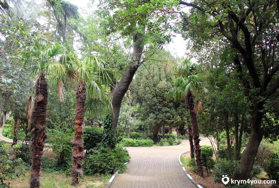 Парк Симеиза 1