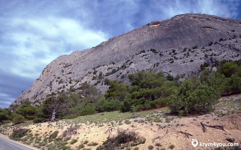 Гора Сокол фото