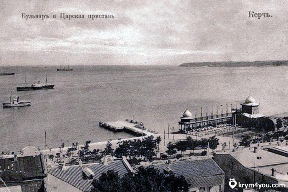Набережная Керчи фото Крым