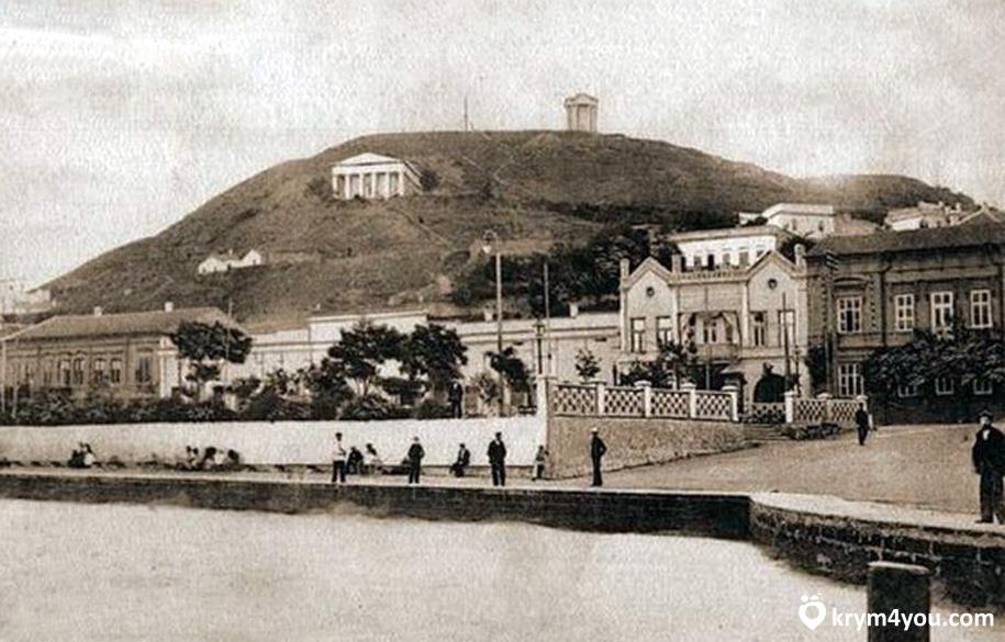 Крым фото Набережная Керчи