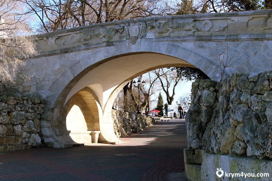 Набережная Севастополя фото