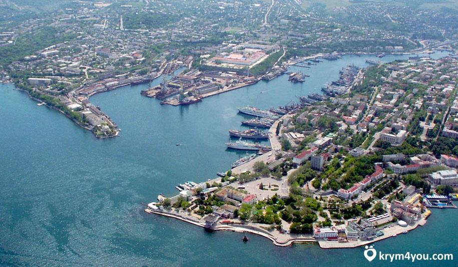 Константиновская батарея, Севастополь Крым