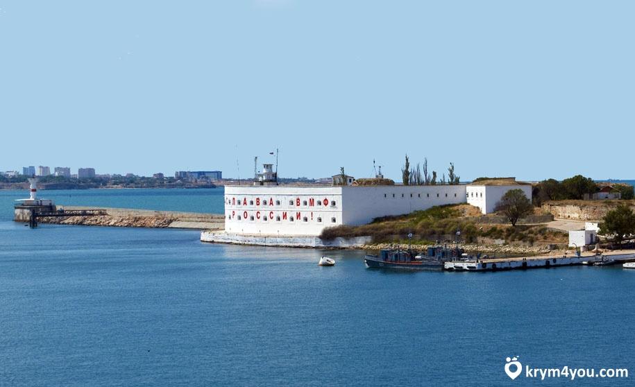 Севастополь Константиновская батарея