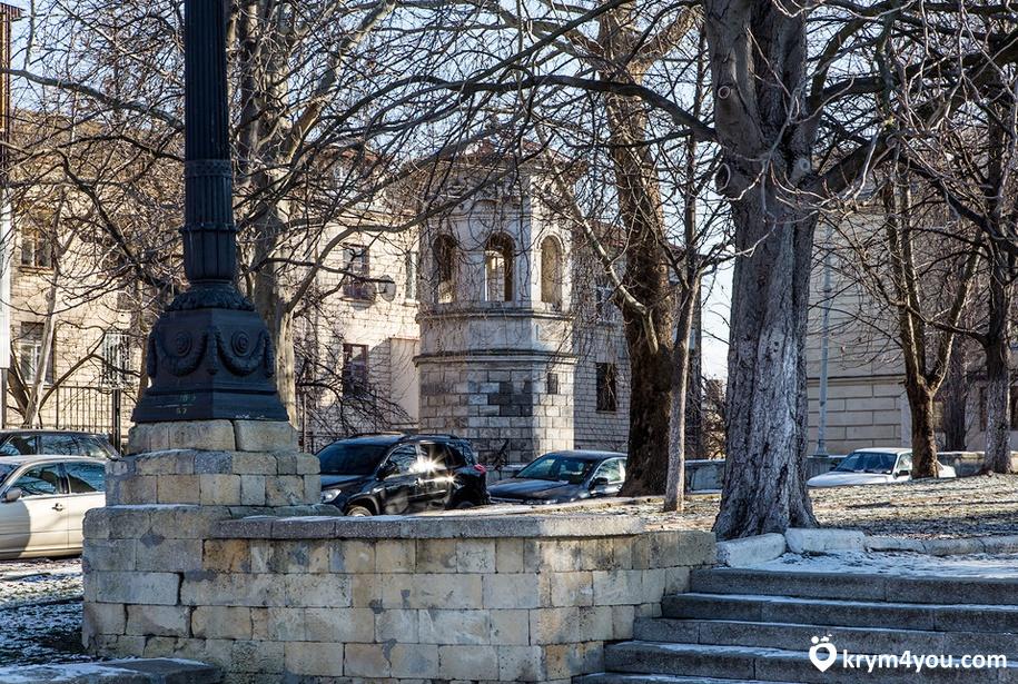 Крым Башня ветров