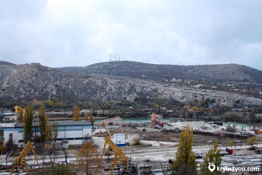 Инкерманские штольни Крым фото