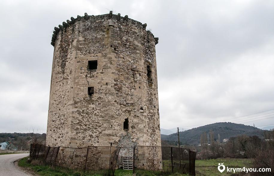 Чоргуньская башня Крым