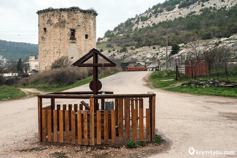 Чоргуньская башня Севастополь Крым