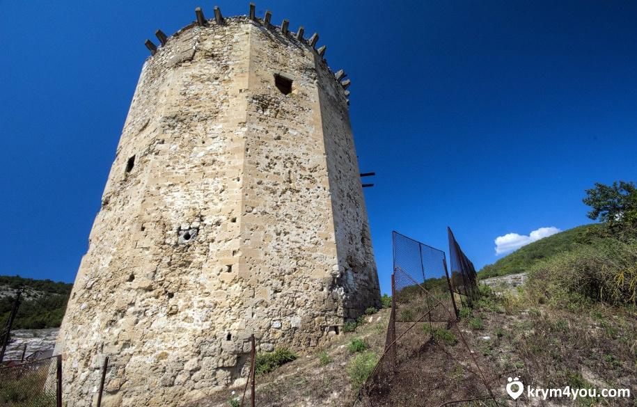 Чоргуньская башня Севастополь фото