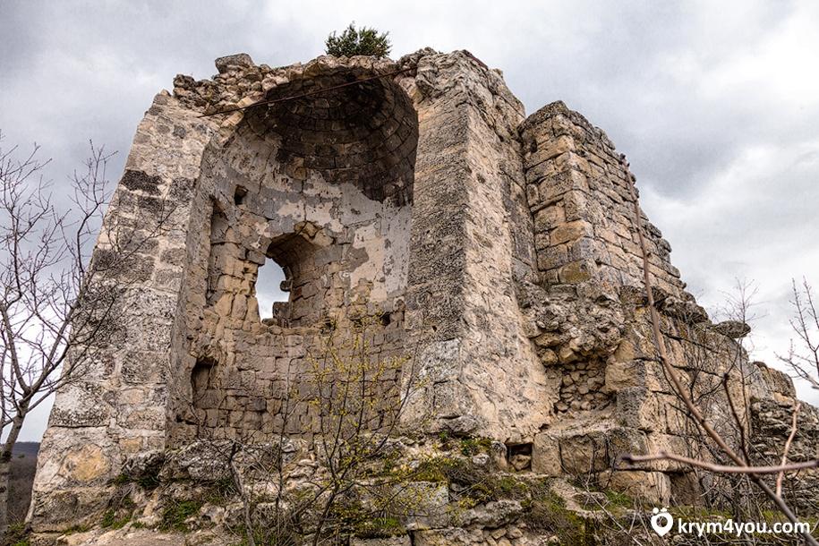 Сюйреньская крепость 5
